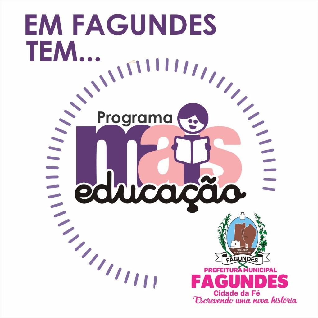 PROGRAMA DO GOVERNO FEDERAL: NOVO MAIS EDUCAÇÃO.